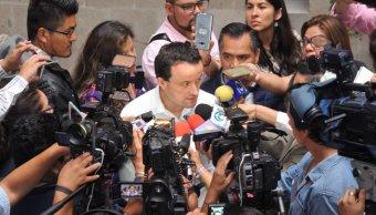 Mikel Arriola pide al Frente sumarse a llamado del Jefe Diego