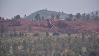 Denuncian operación ilegal de mina pétrea 'El Colorado'