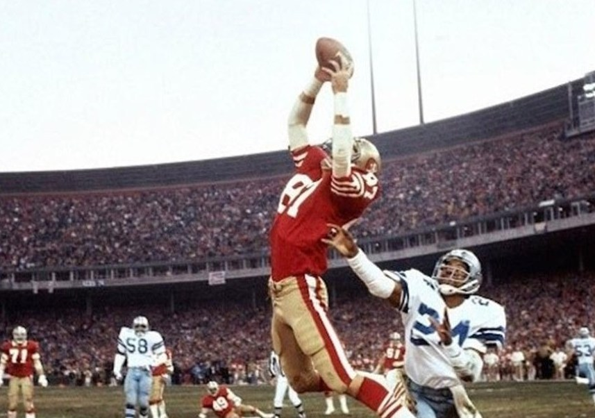 Muere Dwight Clark The Catch 49ers San Francisco