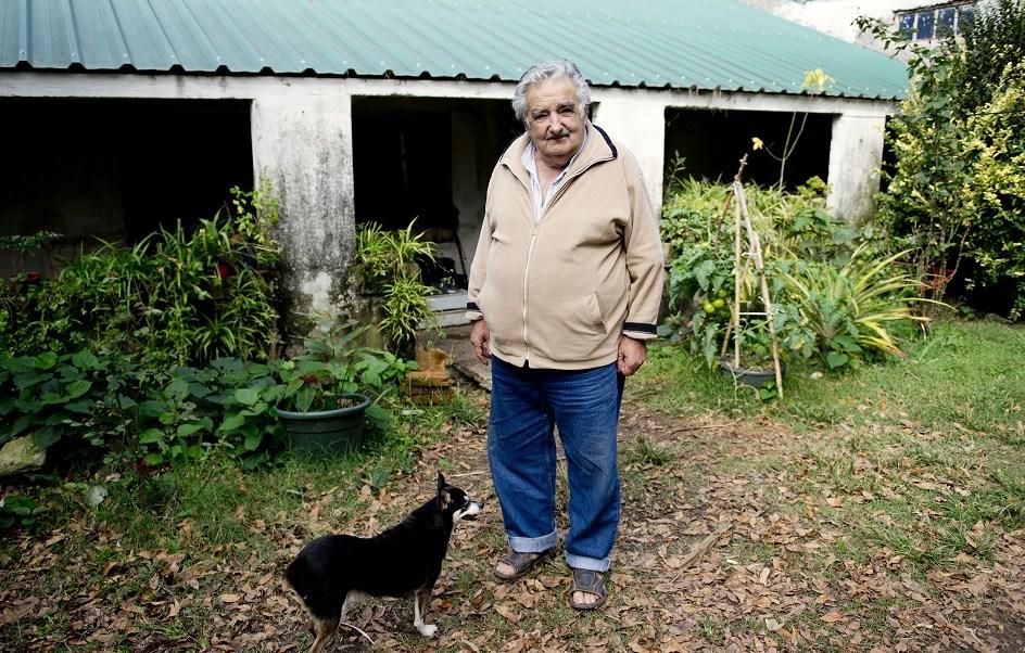 Resultado de imagen para pepe mujica y manuela