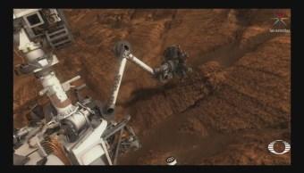 NASA Investiga Sustancias Similares Tierra Marte