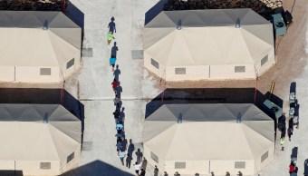 Política migratoria de EU viola derechos de la infancia