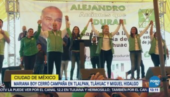 Mariana Boy Promoverá Turismo Pueblos Originarios Cdmx