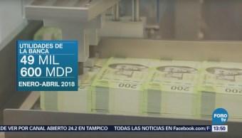 Comisión Nacional Bancaria Reporta Ganancias Récord
