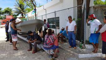 Rescatan cuerpo de joven que cayó a arroyo en Oaxaca