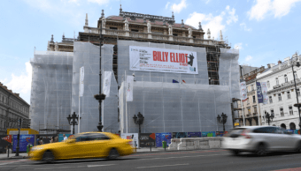 Suspenden en Hungría el musical Billy Elliot