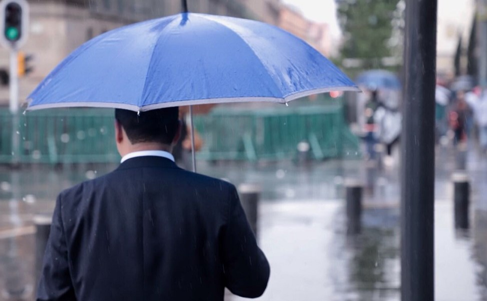 Por lluvias, gobierno capitalino implementa operativo 'Tormenta'