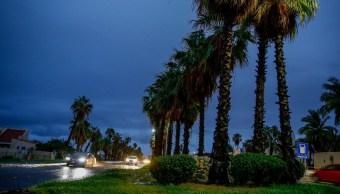 Reportan saldo blanco tras paso de Bud en Baja California Sur