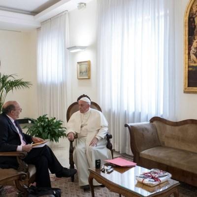 Papa: Escándalo de abusos sexuales en Chile, 'obra del espíritu del mal'