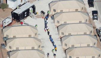 Pentágono abrir bases militares albergar niños migrantes
