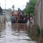 Aplican Plan DN-III-E para afectados por el huracán 'Bud'