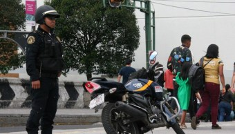34 mil policías vigilaran elecciones de este domingo en CDMX