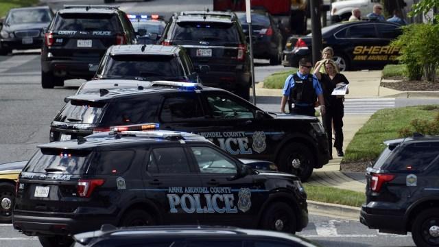 Policía confirma muertos tiroteo Capital Gazette Maryland