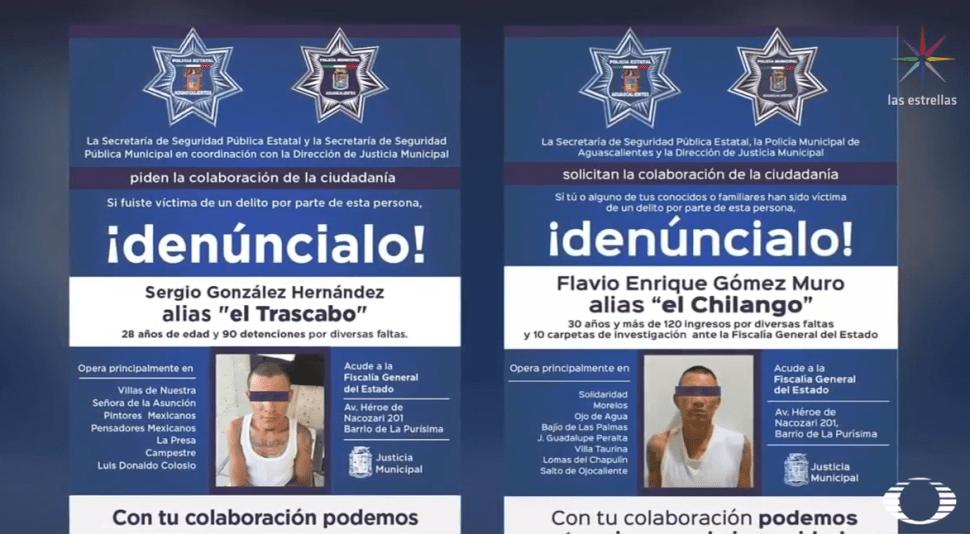 Policía de Aguascalientes pide denunciar a El Trascabo y El Chilango