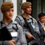Singapur refuerza seguridad de cara a la reunión Trump-Kim