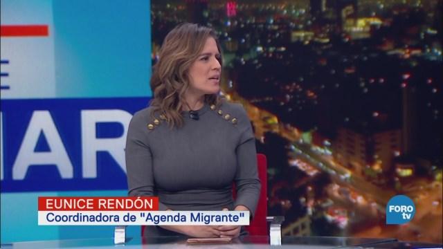 Política migratoria de Trump medidas fascistas