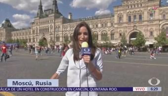 Porras de México y Perú sorprenden en Mundial Rusia 2018