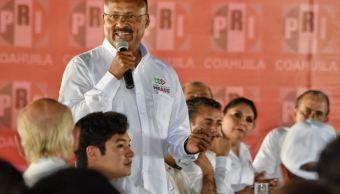 PRI niega alianza con Morena en contienda electoral