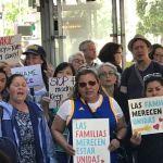 Protestan en EU contra la separación de familias de inmigrantes