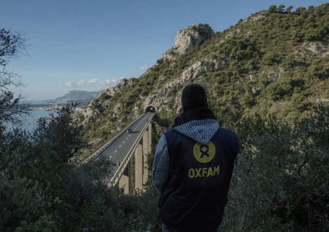 Policía de Francia comete abusos contra niños migrantes, dice Oxfam
