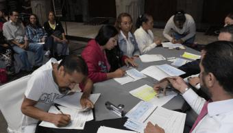 Gobierno capitalino anuncia recursos para la reconstrucción