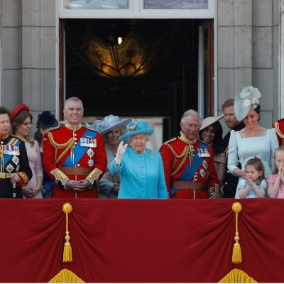 La reina Isabel II celebra su cumpleaños número 92