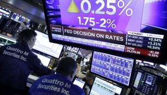Reserva Federal eleva tasas de interés de 1.75% a 2%
