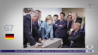 Retrato perfecto de la guerra comercial desatada por EU