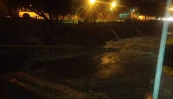 Inicia desfogue presas para evitar inundaciones en Querétaro