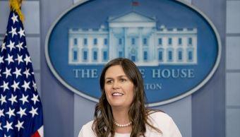 Los dos portavoces de la Casa Blanca planean dejar sus cargo