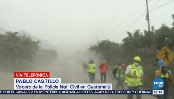 Se complican labores de rescate en Guatemala