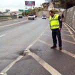 Se registra nuevo hundimiento en Paso Exprés de Cuernavaca