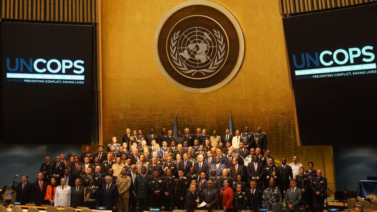 México refrenda compromiso de cooperación internacional