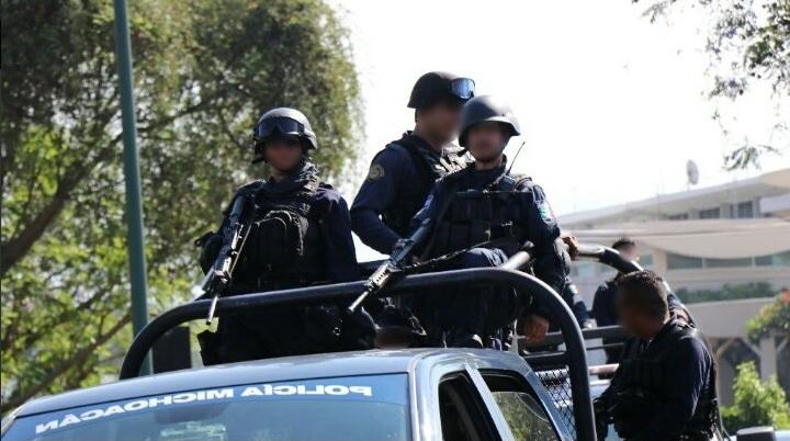 Reforzarán seguridad Michoacán ante homicidios de candidatos