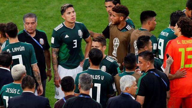 México hizo su trabajo para calificar a octavos de final