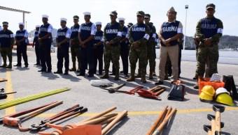 Activan 'Plan Marina' para reducir riesgos por huracán Bud