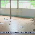 SEP da balance sobre reconstrucción escuelas
