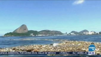 Contaminación Por Plástico Océanos Mares Aguas