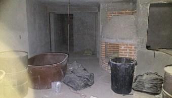 Alcaldía argumenta porqué guarda combustible en sótano