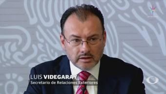 SRE condena detención de menores migrantes