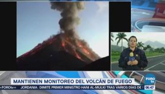 Sube a 69 cifra de muertos por erupción de Volcán de Fuego en Guatemala