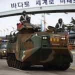 Surcorea Estados Unidos suspenden maniobras militares