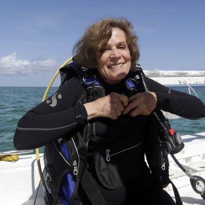Oceanógrafa Sylvia Earle, Premio Princesa de Asturias de la Concordia
