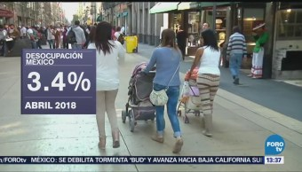 Tasa de desocupación de la OCDE bajó a 5.3%
