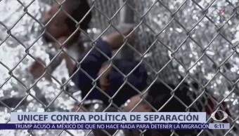 Texas detiene a niños migrantes, incluso bebés