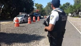 Querétaro registra ADN todos policías municipales