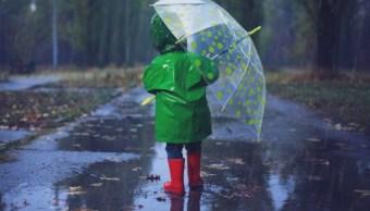 Activan Alerta Amarilla en cinco delegaciones por lluvia