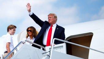 Trump anunciará su candidato Supremo 9 julio