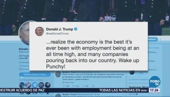 Trump Responde Insultos Robert De Niro