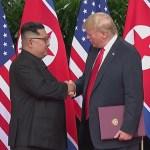 Trump publica carta de Kim Jong-un